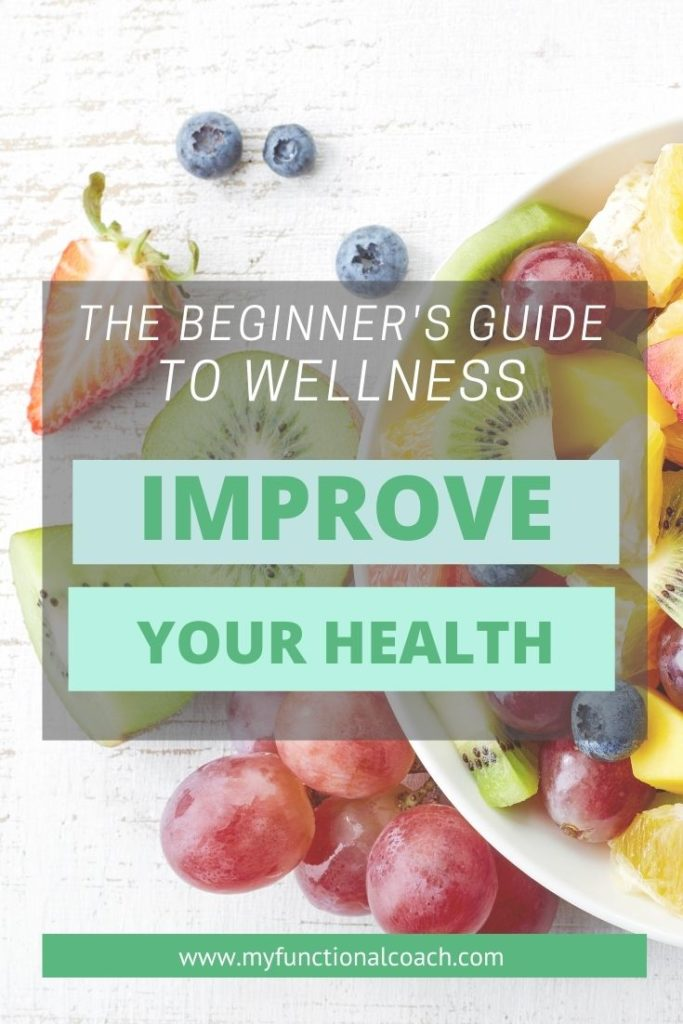 The Beginner's Guide to Wellness. Improve your health.