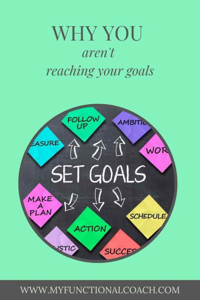 Why you aren't making progress on your goals