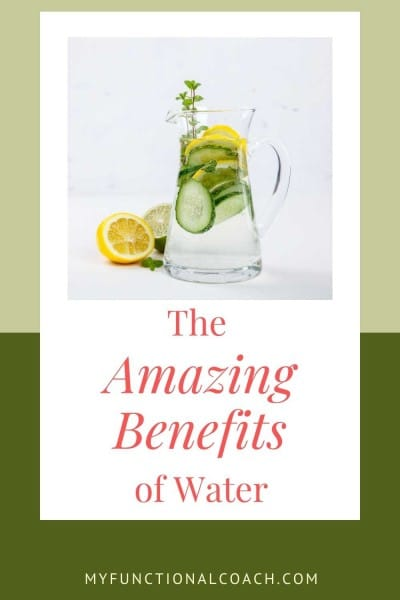 The Amazing Benefits of Water