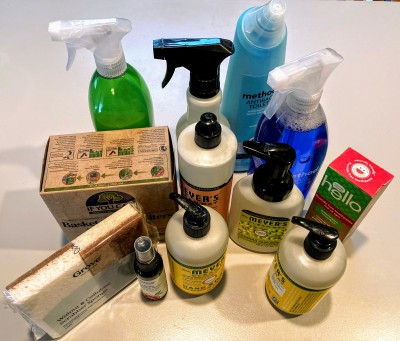 Grove Cleaning Kit with first order