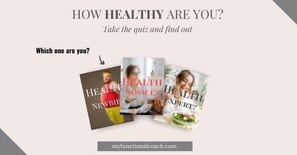 How Healthy Am I? A Fun Quiz