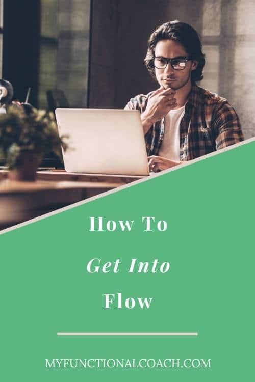 How to get flow