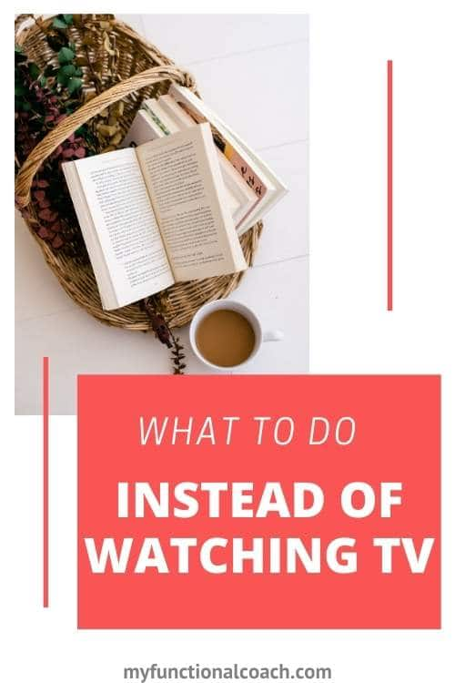 what happens when you stop watching tv